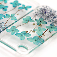 Unique real Luck Pressed flower iphone 4 4s 5 5s 5c Case cover Samsung galaxy s3 s4 s5 mini Case Sony xperia z1 compact z1s HTC one LG g3
