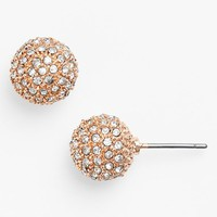 Women's Anne Klein 'Fireball' Stud Earrings