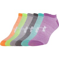 Under Armour Kids' No Show Liner Sock 6 Pack   DICK'S Sporting Goods