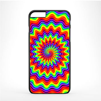 Psychedelic Spiral Rainbow Iphone 6 Plus | 6s Plus Case