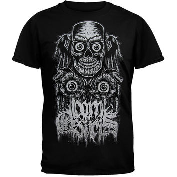 Born Of Osiris - Faces Of Death T-Shirt