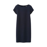 WOMEN Ponte Short Sleeve Dress