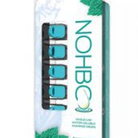 Nohbo Single Use Moisturizing Shampoo Drops | Nohbo Drops