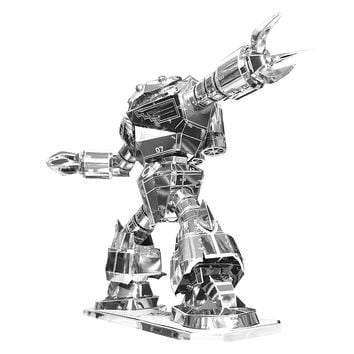 Fascinations Metal Earth 3D ICONX Laser Cut Model Z'GOK