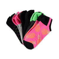 Pineapple Ankle Socks Pack