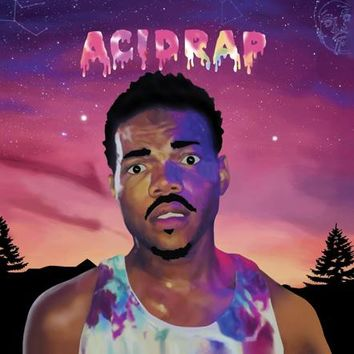 Chance The Rapper - Acid Rap (Pink Vinyl) (2LP) | vinyl-digital.com shop | en