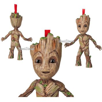 Licensed cool 2017 BABY GROOT Ornament Guardians of the Galaxy Vol. 2 Sketchbook DISNEY STORE