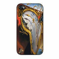 Salvador Dali Soft Watch Melting Clock iPhone 4s Case