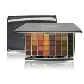 Miss 48 color eye shadow metal color makeup makeup eye shadow plate [11600065228]