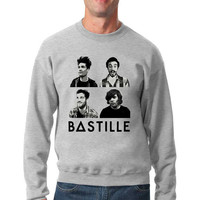 Bastille Band sweat shirt