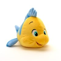 Flounder Small Soft Toy | Disney Store