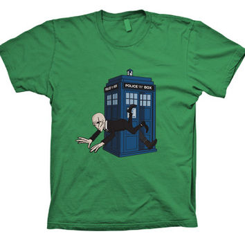 Doctor Who Silence Falls Funny T-Shirt