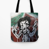 Betty boop Tote Bag by g-man