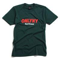 Sportswear T-Shirt Forest Green