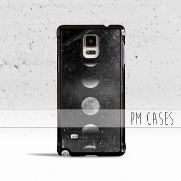 Lunar Moon Phase Case Cover for Samsung Galaxy S3 S4 S5 S6 S7 Edge Plus Active Mini Note 3 4 5 7