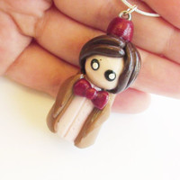 Doctor Who 11th Doctor Matt Smith Necklace