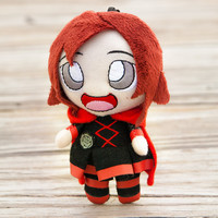 RWBY Ruby Chibi Plush