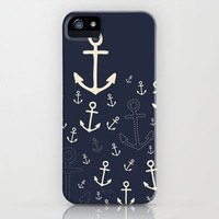 Drag Me Down iPhone Case by Sara Eshak | Society6