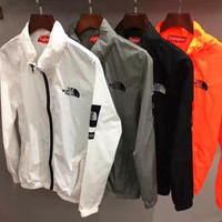 The North Face & Supremer Sports Coat Windbreaker