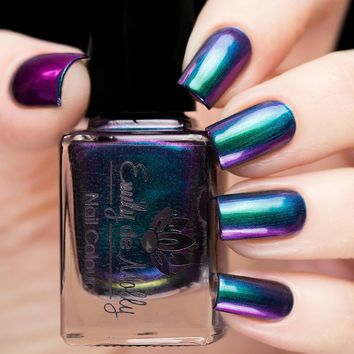 Emily de Molly Shallow Depths Nail Polish