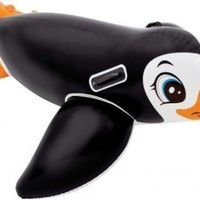Intex Lil Penguin Ride On Pool Inflatable
