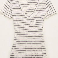 Aerie Women's Lightweight Pocket Best T