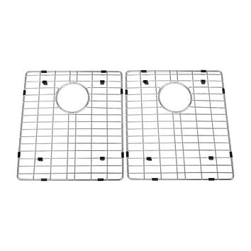 DAX-GRID-SQ2920A / DAX GRID FOR KITCHEN SINK, STAINLESS STEEL BODY, CHROME FINISH, COMPATIBLE WITH DAX-SQ-2920A, 17-3/4 X 13 INCHES