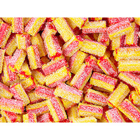 Sour Punch Bits Strawberry Lemonade Candy: 3.75LB Case