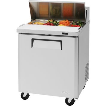 """Turbo Air MST-28-N Commercial Refrigerated Sandwich / Salad Prep Table 28"""""""