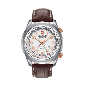 Swiss Military  Men Brown Watches