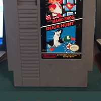 Nintendo Nes Super Mario / Duck Hunt