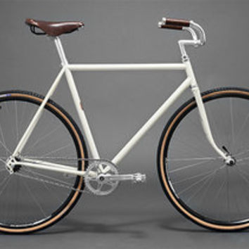Horse Cycles x KM City Cruiser (Cream)