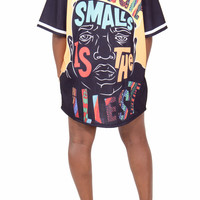 """The Illest"" Biggie Smalls Baseball Jersey"