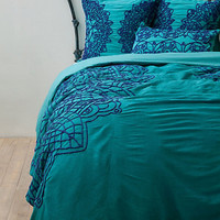 Solea Duvet Cover - Anthropologie.com