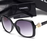 CHANEL Personality Fashion Popular Sun Shades Eyeglasses Glasses Sunglasses H-YJ-LHSTCYJC