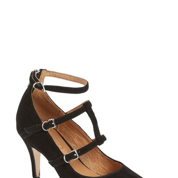 Corso Como Carter Tiered Ankle Strap Pump
