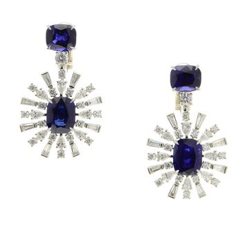 Bvlgari Le Magnifiche High Jewellery Earrings | Harrods.com