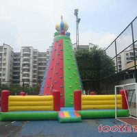 Source Colorful Inflatable Climbing Sport games on m.alibaba.com