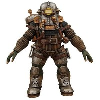 NECA Bioshock 2 Series 2 Ultra Deluxe Action Figure Big Daddy Rosie