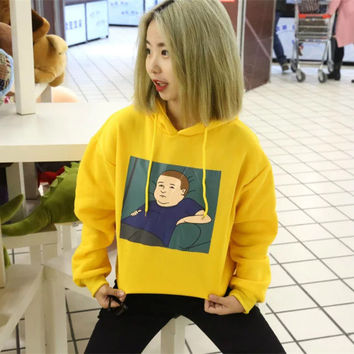 BOBBY HILL SWEATER