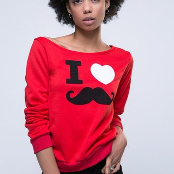 Streetstyle  Casual Nifty Boat Neck Printed Long Sleeve T-Shirt