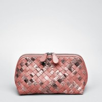 Boucher Intrecciato Ayers Nappa Cosmetic Case - Women's Bottega Veneta® Cosmetic Case - Shop at the Official Online Store