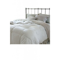 All Seasons Down Alternative Comforter- Over- Sized & Over- Filled in King