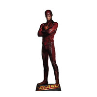 Barry Allen The Flash TV Series Cardboard Standup