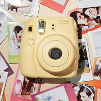 Fujifilm Instax Mini 8 Camera - Yellow