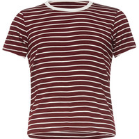 FULL TILT Essential Stripe Girls Tee | Essentials