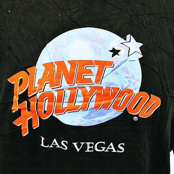 Best vintage american tourister products on wanelo for Planet hollywood t shirt