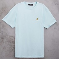 Embroidered Palm Tree Tee