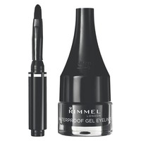 Rimmel ScandalEyes Waterproof Gel Eyeliner - Blackest Black