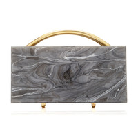 M'O Exclusive Eugene Medium Acrylic Box Clutch | Moda Operandi